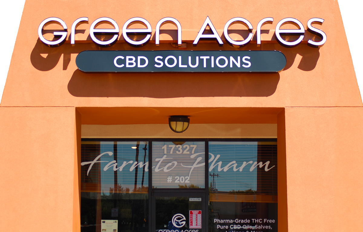 Green Acres CBD | Buy CBD Online | CBD in Scherts, Texas